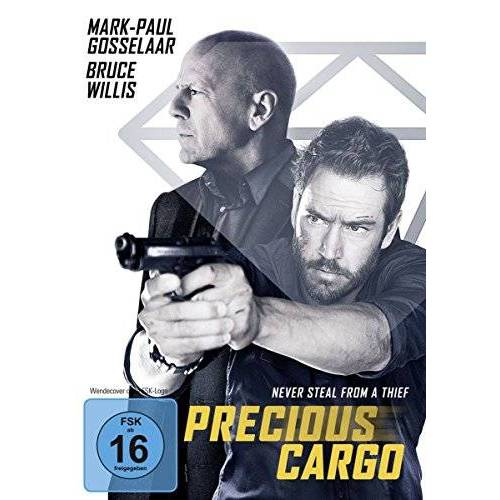 Mark-Paul Gosselaar - Precious Cargo - Preis vom 19.10.2020 04:51:53 h