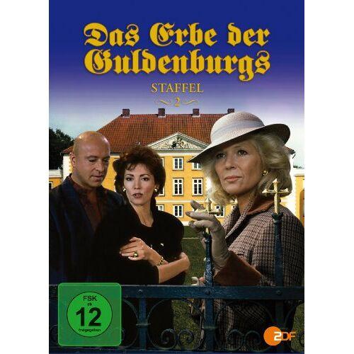 Gero Erhardt - Das Erbe der Guldenburgs - Staffel 2 [4 DVDs] - Preis vom 18.04.2021 04:52:10 h