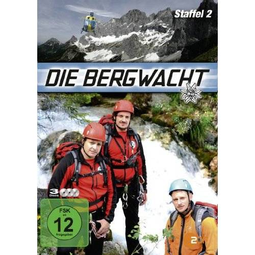 Axel de Roche - Die Bergwacht - Staffel 2 [3 DVDs] - Preis vom 14.04.2021 04:53:30 h