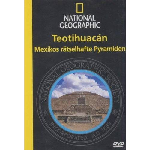 - National Geographic - Teotihuacan: Mexikos rätselhafte Pyramiden - Preis vom 11.05.2021 04:49:30 h
