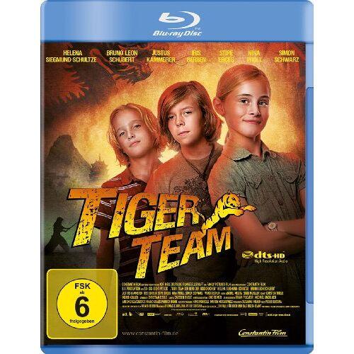 Peter Gersina - Tiger Team - Der Berg der 1000 Drachen [Blu-ray] - Preis vom 20.10.2020 04:55:35 h