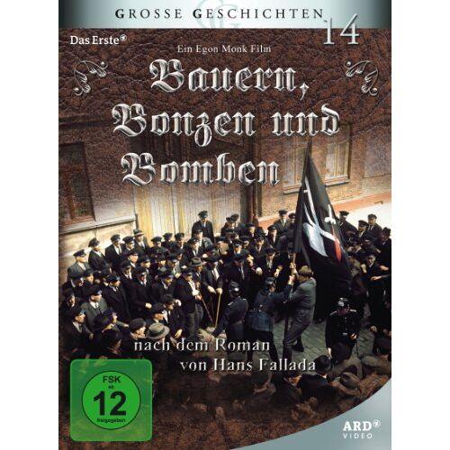 Egon Monk - Bauern, Bonzen, Bomben (3 DVDs) - Preis vom 27.02.2021 06:04:24 h