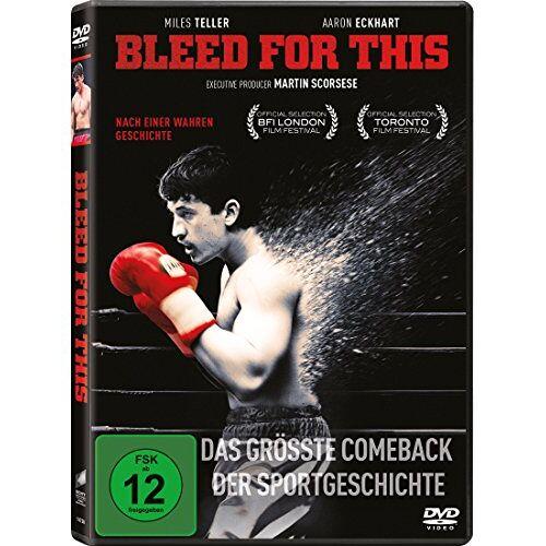 Miles Teller - Bleed for this - Preis vom 16.01.2021 06:04:45 h