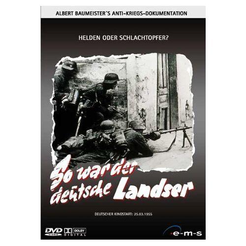 Albert Baumeister - So war der deutsche Landser - Preis vom 12.11.2019 06:00:11 h