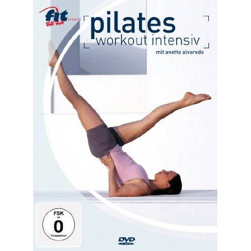 Becker Pilates Workout Intensiv - mit Anette Alvaredo - Preis vom 07.04.2020 04:55:49 h