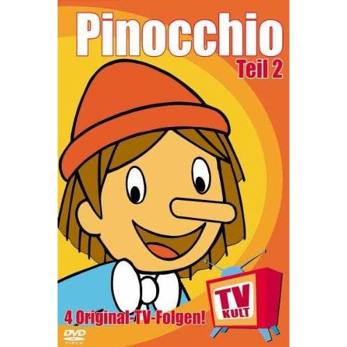 - TV Kult - Pinocchio - Teil 2 - Preis vom 12.05.2021 04:50:50 h