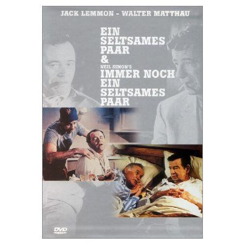Walter Matthau - Ein seltsames Paar (Box-Set) (2 DVDs) - Preis vom 18.04.2021 04:52:10 h