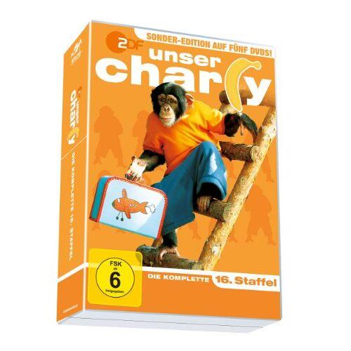 Monika Zinnenberg - Unser Charly - Die komplette 16. Staffel [5 DVDs] - Preis vom 16.05.2021 04:43:40 h
