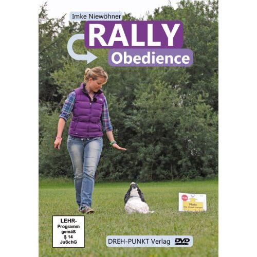 - Rally Obedience - Imke Niewöhner [2 DVDs] - Preis vom 21.10.2020 04:49:09 h