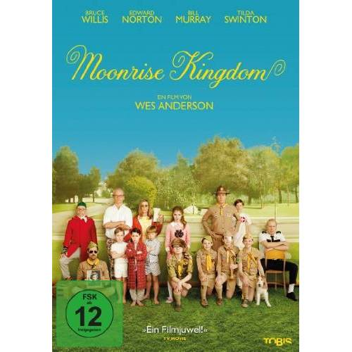 Wes Anderson - Moonrise Kingdom - Preis vom 06.05.2021 04:54:26 h