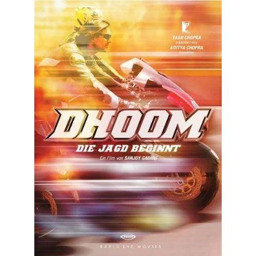 Abhishek Bachchan - Dhoom - Preis vom 20.10.2020 04:55:35 h