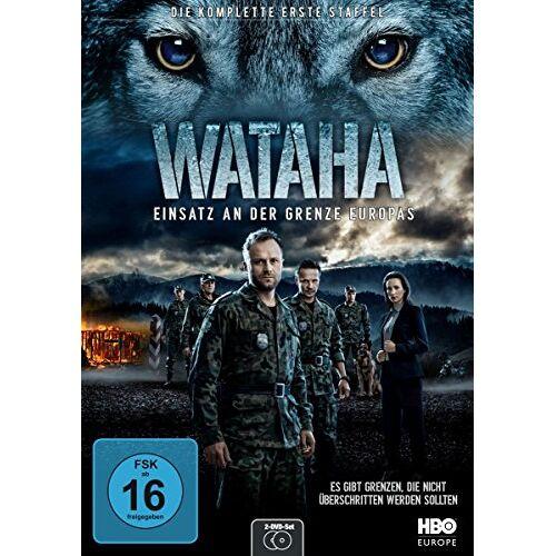 Kasia Adamik - Wataha - Einsatz an der Grenze Europas (Staffel 1) [2 DVDs] - Preis vom 07.05.2021 04:52:30 h
