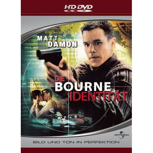Doug Liman - Die Bourne Identität [HD DVD] - Preis vom 11.05.2021 04:49:30 h