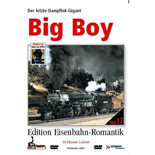 - Big Boy - Der letzte Dampflok-Gigant - Preis vom 18.04.2021 04:52:10 h