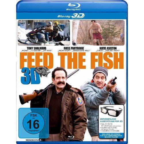 Michael Matzendorff - Feed the Fish [3D Blu-ray] - Preis vom 20.10.2020 04:55:35 h
