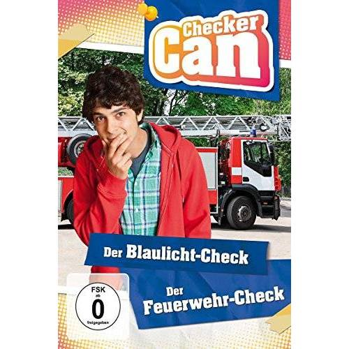 - Checker Can - Der Feuerwehr-Check / Der Blaulicht-Check - Preis vom 11.04.2021 04:47:53 h
