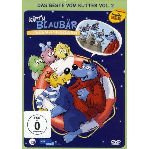 Rudi Bergmann - Käpt'n Blaubär - Seemannsgarn, Best of Vol. 2 - Preis vom 05.05.2021 04:54:13 h