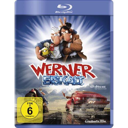 Gernot Roll - Werner - Eiskalt [Blu-ray] - Preis vom 11.05.2021 04:49:30 h
