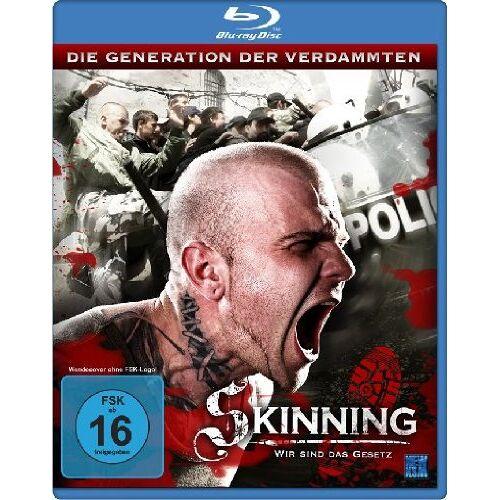 Stevan Filipovic - Skinning - Wir sind das Gesetz [Blu-ray] - Preis vom 08.05.2021 04:52:27 h
