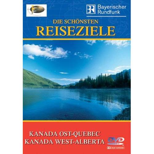 - Fernweh - Kanada Ost-Quebec / Kanada West-Alberta - Preis vom 26.01.2021 06:11:22 h