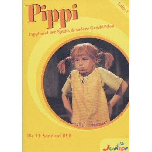 Olle Hellbom - Pippi Langstrumpf DVD 03. Pippi und der Spunk & andere Geschichten - Preis vom 16.04.2021 04:54:32 h