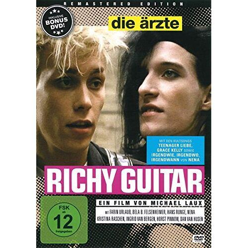 Jan Vetter - Richy Guitar [2 DVDs] - Preis vom 28.02.2021 06:03:40 h