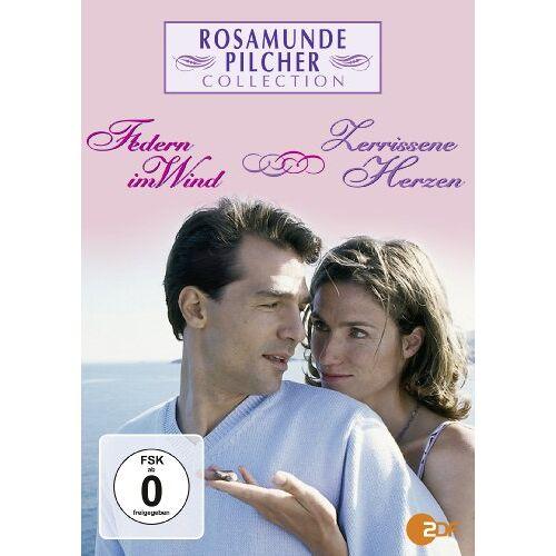 Rosamunde Pilcher - Rosamunde Pilcher: Federn im Wind / Zerissene Herzen - Preis vom 11.05.2021 04:49:30 h