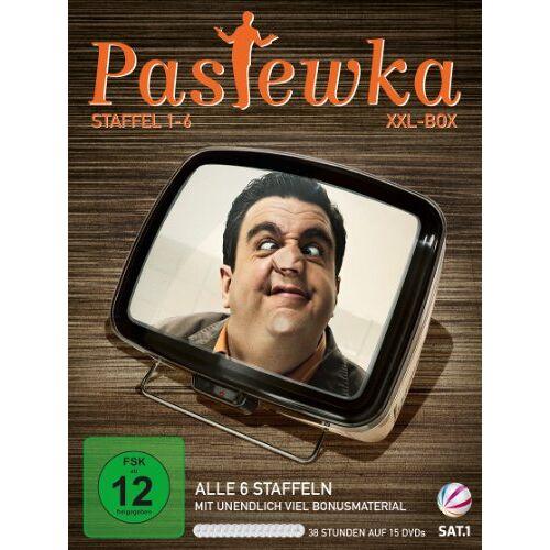 Bastian Pastewka - Pastewka - Staffel 1-6 [15 DVDs] - Preis vom 20.10.2020 04:55:35 h
