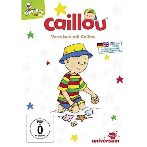 Jean Pilotte - Caillou - Verreisen mit Caillou - Preis vom 05.05.2021 04:54:13 h