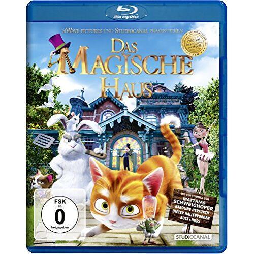 Ben Stassen - Das magische Haus [Blu-ray] - Preis vom 20.10.2020 04:55:35 h