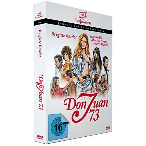 Roger Vadim - Don Juan 73 (Filmjuwelen) - Preis vom 27.02.2021 06:04:24 h