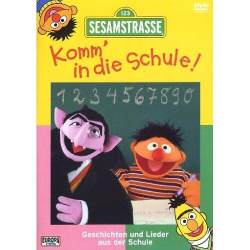 - Sesamstraße - Komm in die Schule! - Preis vom 15.10.2020 04:56:03 h