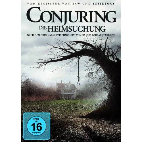 James Wan - Conjuring - Preis vom 12.04.2021 04:50:28 h