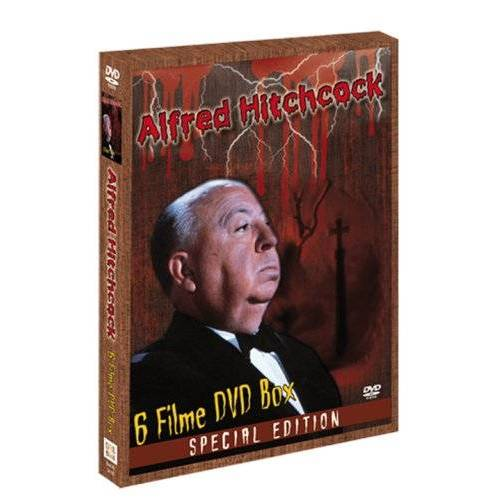 Alfred Hitchcock - Alfred Hitchcock Box (Holzbox) [2 DVDs] - Preis vom 14.05.2021 04:51:20 h