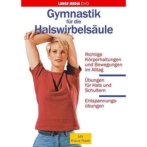 - Gymnastik für die Halswirbelsäule - Preis vom 16.01.2021 06:04:45 h