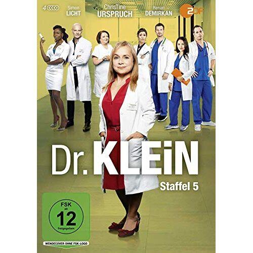 Rainer Matsutani - Dr. Klein Staffel 5 [3 DVDs] - Preis vom 18.04.2021 04:52:10 h