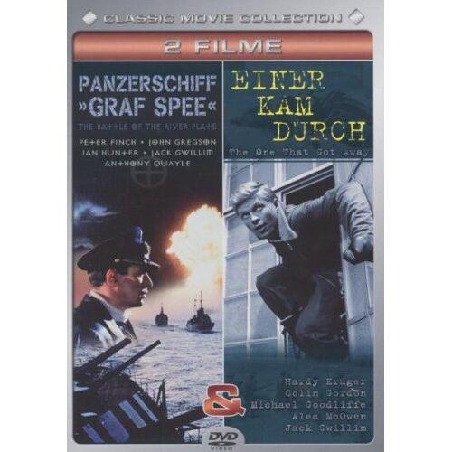 Michael Powell - Panzerschiff Graf Spee / Einer kam durch - Preis vom 20.10.2020 04:55:35 h