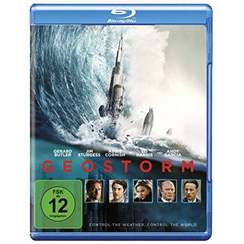 Dean Devlin - Geostorm [Blu-ray] - Preis vom 19.10.2020 04:51:53 h