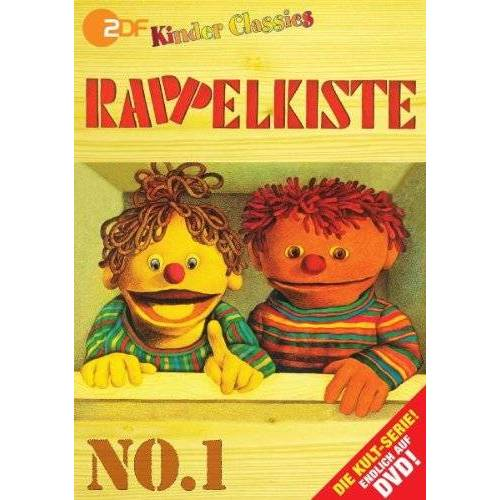 Elmar Maria Lorey - Rappelkiste, No. 01 - Preis vom 20.10.2020 04:55:35 h