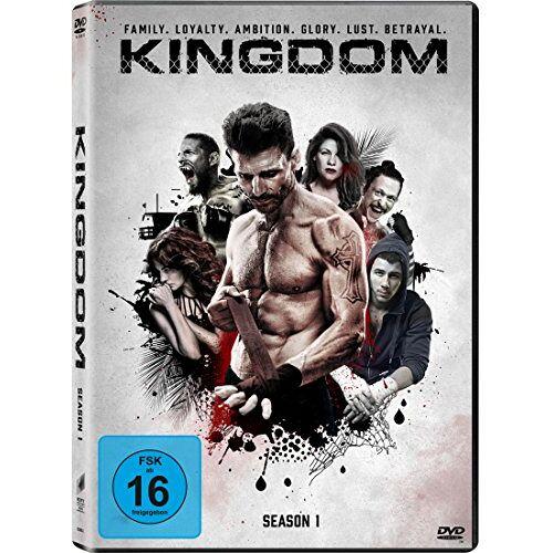 Frank Grillo - Kingdom - Die komplette erste Season (3 Discs) - Preis vom 05.09.2020 04:49:05 h