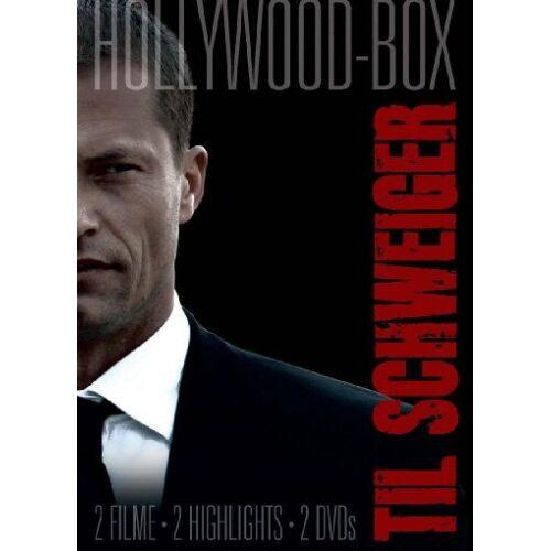 Til Schweiger - Til Schweiger Hollywood-Box [2 DVDs] - Preis vom 28.02.2021 06:03:40 h