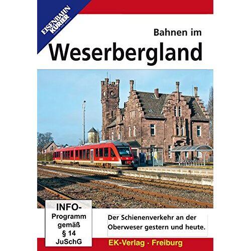 - Bahnen im Weserbergland - Preis vom 05.09.2020 04:49:05 h