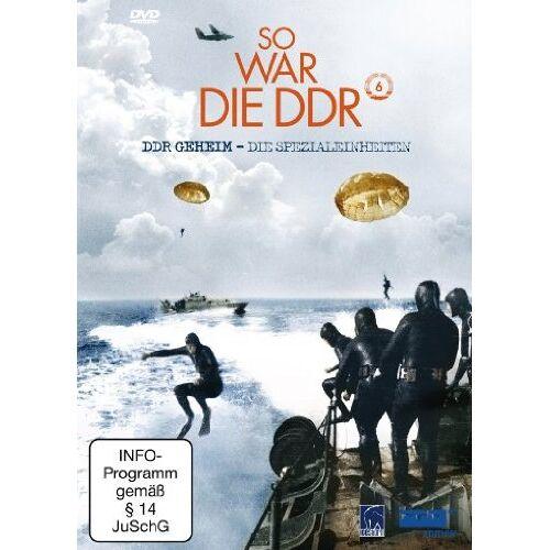 - So war die DDR 6: DDR geheim - Die Spezialeinheiten - Preis vom 15.04.2021 04:51:42 h