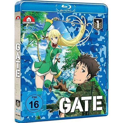 Takahiko Kyogoku - Gate - Vol. 1/Episoden 1-3 [Blu-ray] - Preis vom 06.05.2021 04:54:26 h