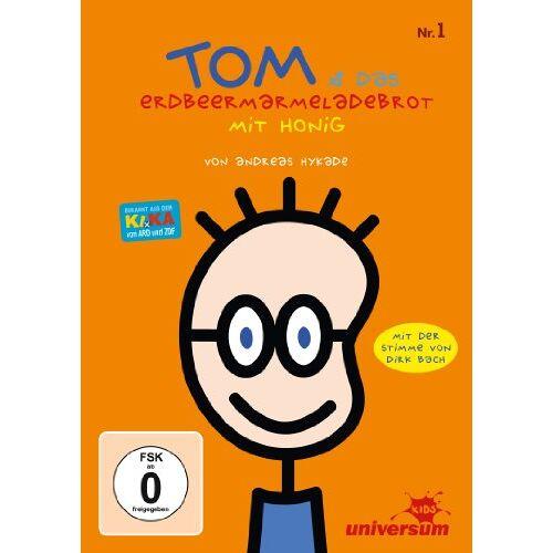 Andreas Hykade - Tom und das Erdbeermarmeladebrot mit Honig, Nr. 1 - Preis vom 20.10.2020 04:55:35 h