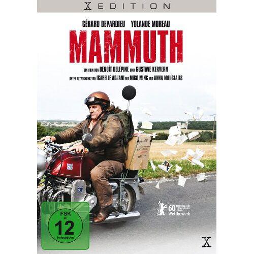 Benoît Delepine - Mammuth - Preis vom 20.10.2020 04:55:35 h