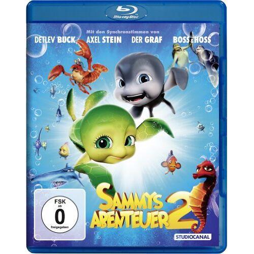 Ben Stassen - Sammys Abenteuer 2 [Blu-ray] - Preis vom 09.04.2021 04:50:04 h