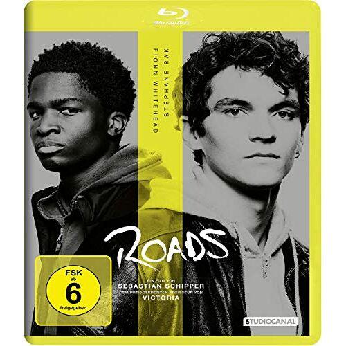 Sebastian Schipper - Roads [Blu-ray] - Preis vom 16.01.2020 05:56:39 h