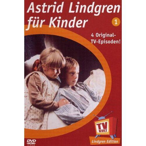 Astrid Lindgren - Lindgren-Edition: Astrid Lindgren für Kinder 1 - Preis vom 11.04.2021 04:47:53 h