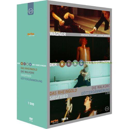 János Darvas - Richard Wagner - Der Ring des Nibelungen [7 DVDs] - Preis vom 20.10.2020 04:55:35 h